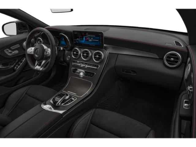 2019 Mercedes-Benz C-Class Base Price AMG C 43 4MATIC Sedan Pricing passenger's dashboard