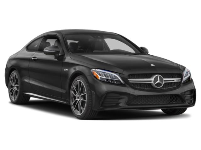 2019 Mercedes-Benz C-Class Pictures C-Class AMG C 43 4MATIC Sedan photos side front view