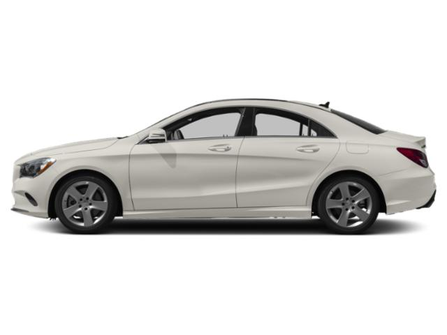 2019 Mercedes-Benz CLA Base Price CLA 250 4MATIC Coupe Pricing side view
