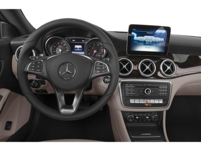 2019 Mercedes-Benz CLA Base Price CLA 250 4MATIC Coupe Pricing driver's dashboard