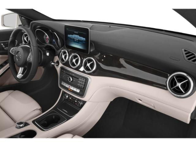 2019 Mercedes-Benz CLA Base Price CLA 250 4MATIC Coupe Pricing passenger's dashboard