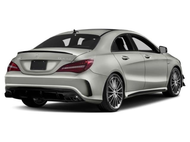 2019 Mercedes-Benz CLA Base Price AMG CLA 45 4MATIC Coupe Pricing side rear view