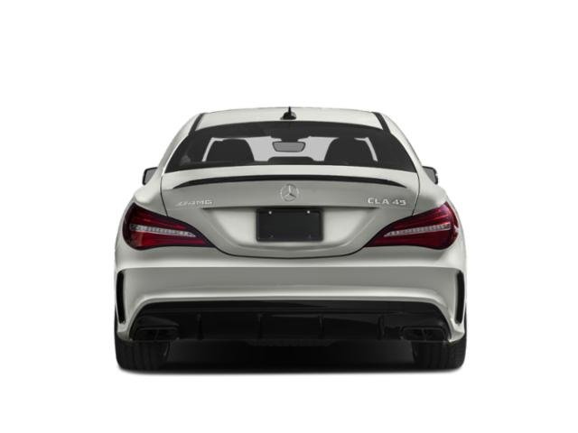 2019 Mercedes-Benz CLA Base Price AMG CLA 45 4MATIC Coupe Pricing rear view