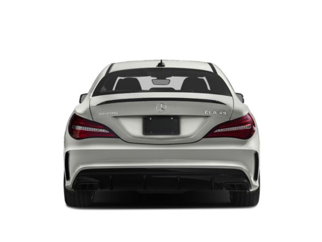 2019 Mercedes-Benz CLA Pictures CLA AMG CLA 45 4MATIC Coupe photos rear view