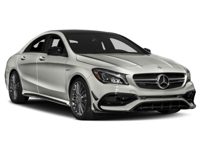 2019 Mercedes-Benz CLA Base Price AMG CLA 45 4MATIC Coupe Pricing side front view