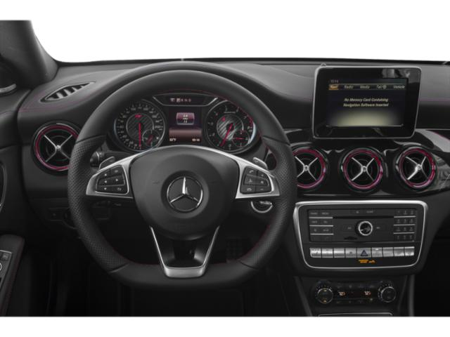 2019 Mercedes-Benz CLA Base Price AMG CLA 45 4MATIC Coupe Pricing driver's dashboard