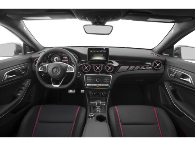 2019 Mercedes-Benz CLA Base Price AMG CLA 45 4MATIC Coupe Pricing full dashboard