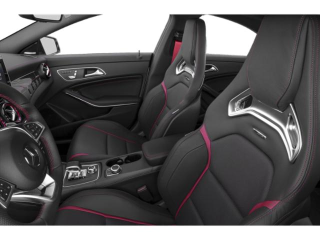 2019 Mercedes-Benz CLA Base Price AMG CLA 45 4MATIC Coupe Pricing front seat interior