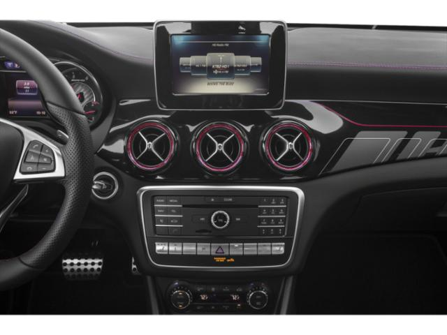 2019 Mercedes-Benz CLA Base Price AMG CLA 45 4MATIC Coupe Pricing stereo system