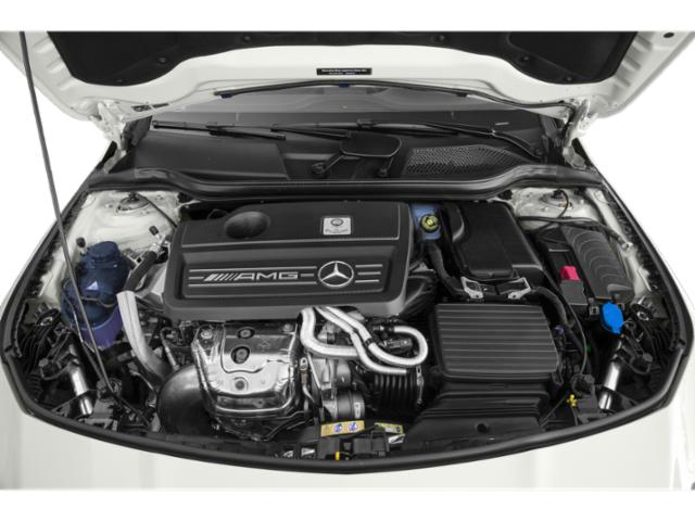 2019 Mercedes-Benz CLA Pictures CLA AMG CLA 45 4MATIC Coupe photos engine