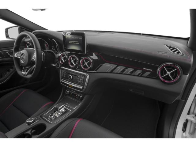 2019 Mercedes-Benz CLA Base Price AMG CLA 45 4MATIC Coupe Pricing passenger's dashboard