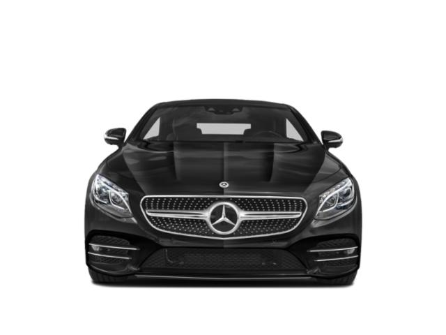 2019 Mercedes-Benz S-Class Pictures S-Class S 560 4MATIC Coupe photos front view