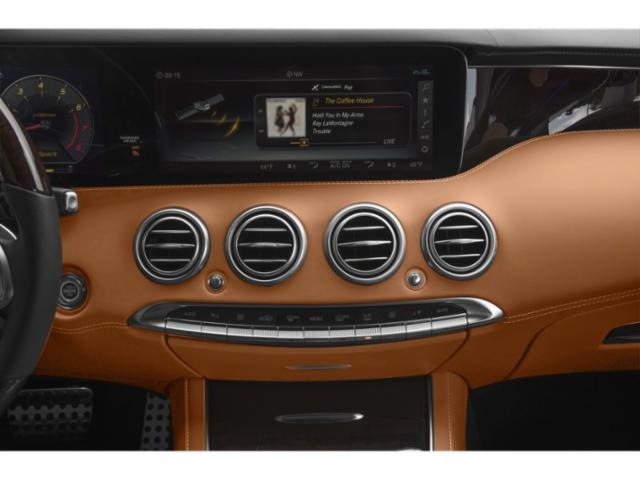 2019 Mercedes-Benz S-Class Pictures S-Class S 560 4MATIC Coupe photos stereo system