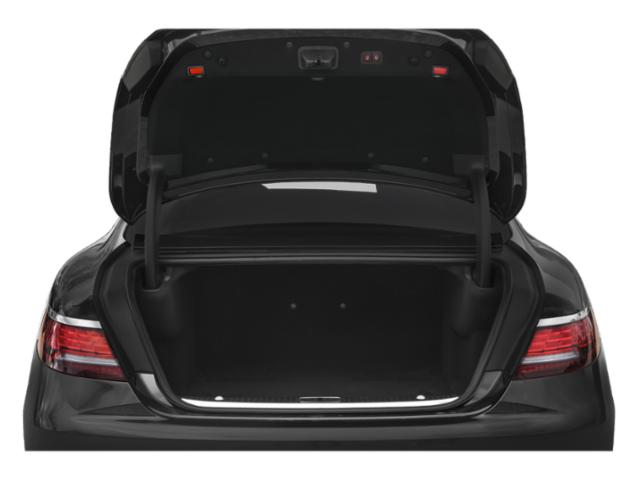 2019 Mercedes-Benz S-Class Pictures S-Class S 560 4MATIC Coupe photos open trunk