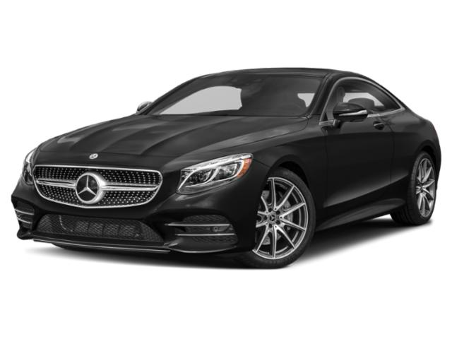 2019 Mercedes-Benz S-Class Pictures S-Class S 560 Sedan photos side front view