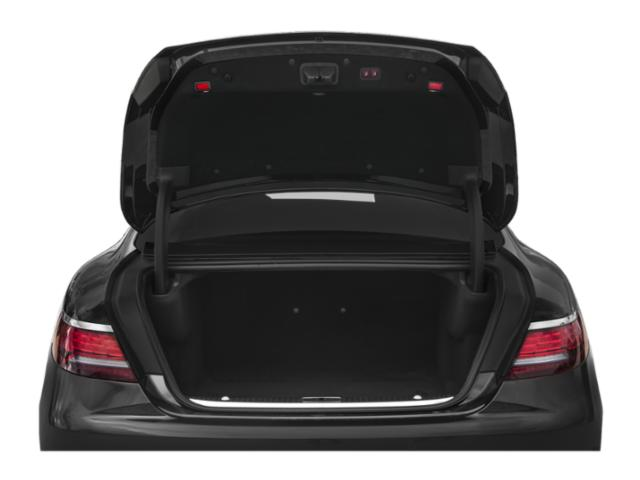 2019 Mercedes-Benz S-Class Base Price S 560 4MATIC Coupe Pricing open trunk