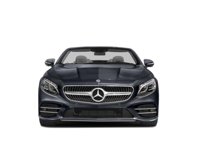 2019 Mercedes-Benz S-Class Base Price S 560 4MATIC Coupe Pricing front view