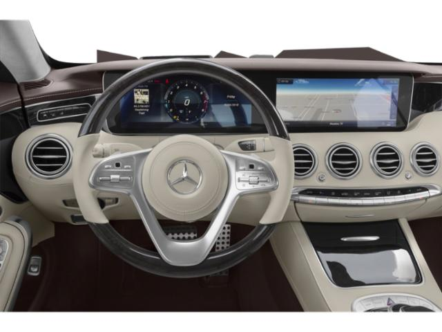 2019 Mercedes-Benz S-Class Pictures S-Class S 560 Sedan photos driver's dashboard