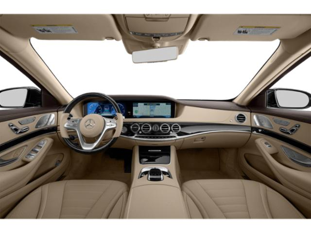 2019 Mercedes-Benz S-Class Pictures S-Class S 560 Sedan photos full dashboard