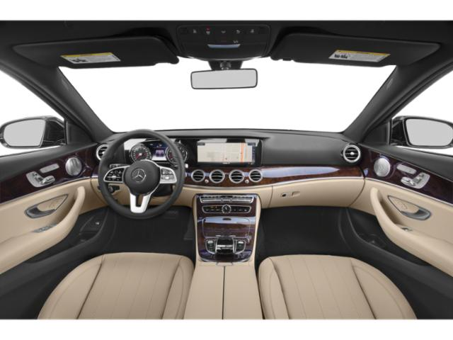 2019 Mercedes-Benz E-Class Base Price E 450 4MATIC Cabriolet Pricing full dashboard