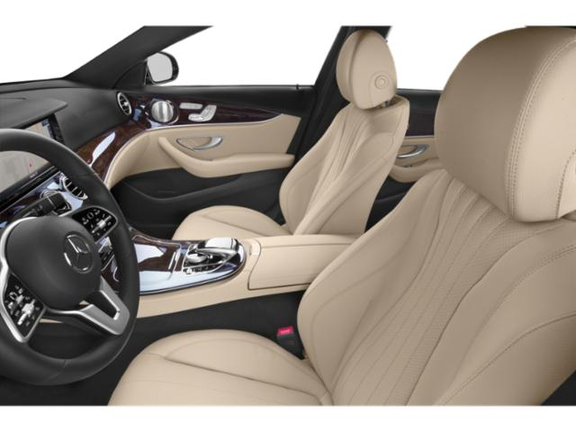 2019 Mercedes-Benz E-Class Base Price E 450 4MATIC Cabriolet Pricing front seat interior