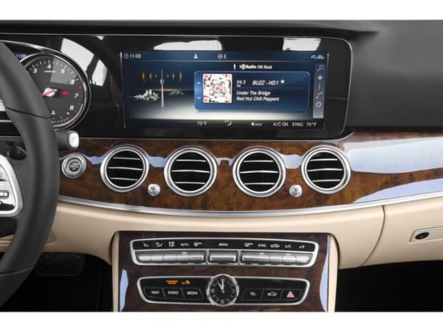 2019 Mercedes-Benz E-Class Base Price E 450 RWD Cabriolet Pricing stereo system