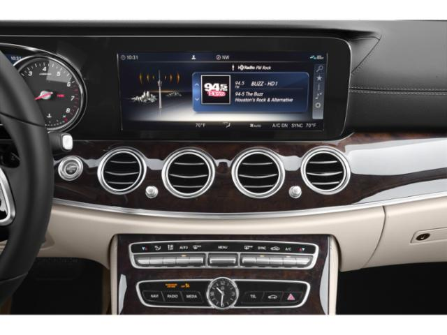 2019 Mercedes-Benz E-Class Base Price E 450 4MATIC Cabriolet Pricing stereo system