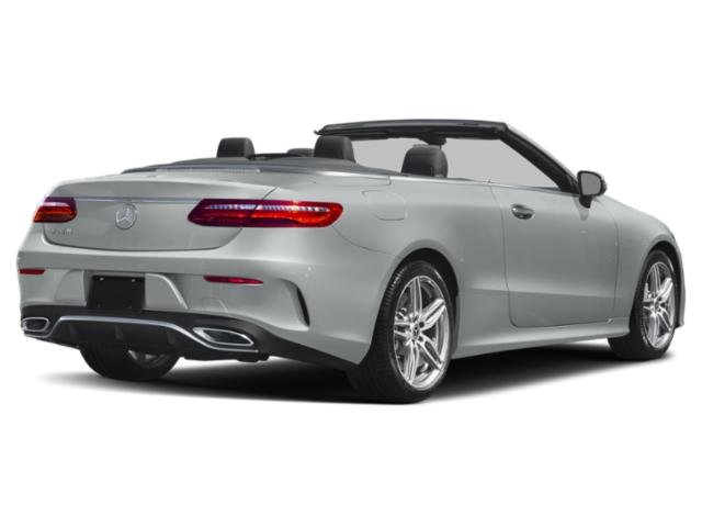 2019 Mercedes-Benz E-Class Pictures E-Class E 450 4MATIC Cabriolet photos side rear view