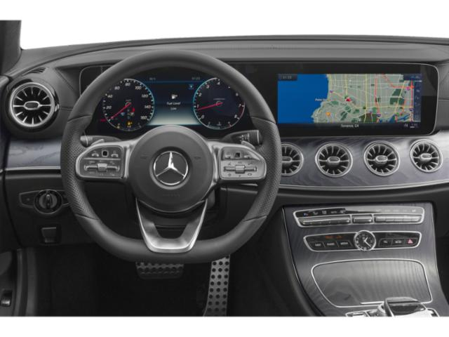 2019 Mercedes-Benz E-Class Base Price E 450 RWD Cabriolet Pricing driver's dashboard