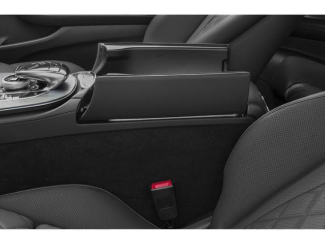2019 Mercedes-Benz E-Class Pictures E-Class E 450 4MATIC Cabriolet photos center storage console