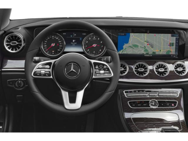 2019 Mercedes-Benz E-Class Base Price E 450 4MATIC Cabriolet Pricing driver's dashboard