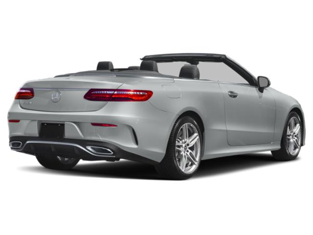 2019 Mercedes-Benz E-Class Base Price E 450 RWD Coupe Pricing side rear view