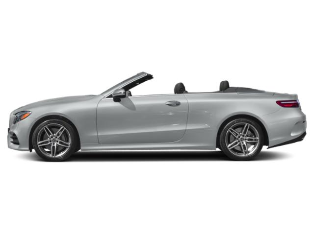 2019 Mercedes-Benz E-Class Base Price E 450 4MATIC Cabriolet Pricing side view