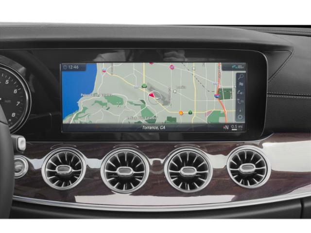 2019 Mercedes-Benz E-Class Base Price E 450 RWD Coupe Pricing navigation system