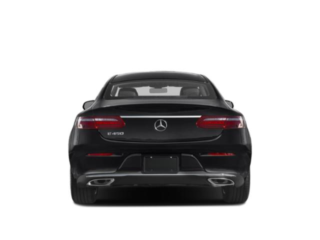 2019 Mercedes-Benz E-Class Base Price E 450 4MATIC Cabriolet Pricing rear view