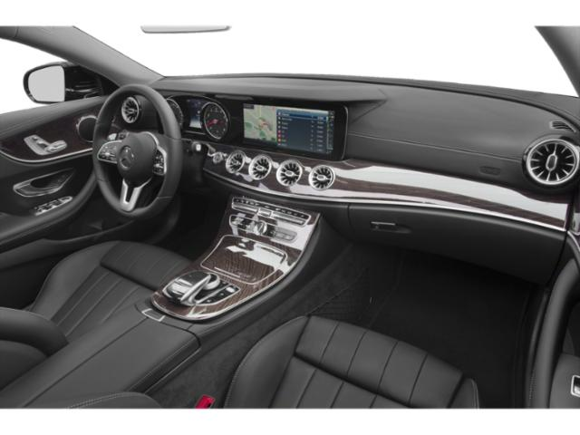 2019 Mercedes-Benz E-Class Base Price E 450 4MATIC Cabriolet Pricing passenger's dashboard