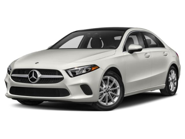 2019 Mercedes-Benz A-Class Base Price A 220 Sedan Pricing side front view