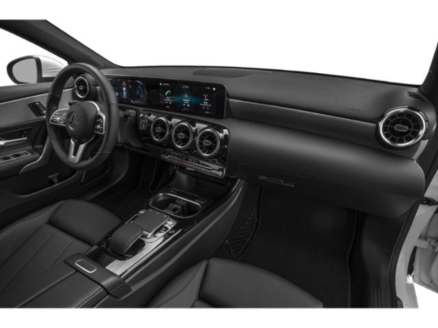 2019 Mercedes-Benz A-Class Base Price A 220 Sedan Pricing passenger's dashboard