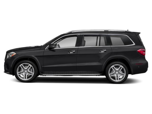 2019 Mercedes-Benz GLS Base Price GLS 550 4MATIC SUV Pricing side view