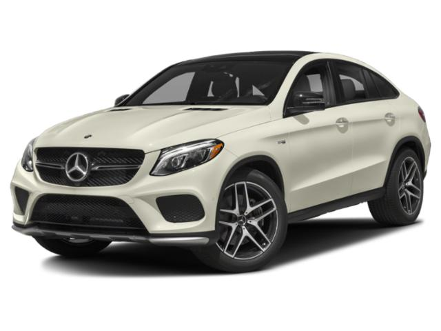 2019 Mercedes-Benz GLE Pictures GLE AMG GLE 43 4MATIC Coupe photos side front view