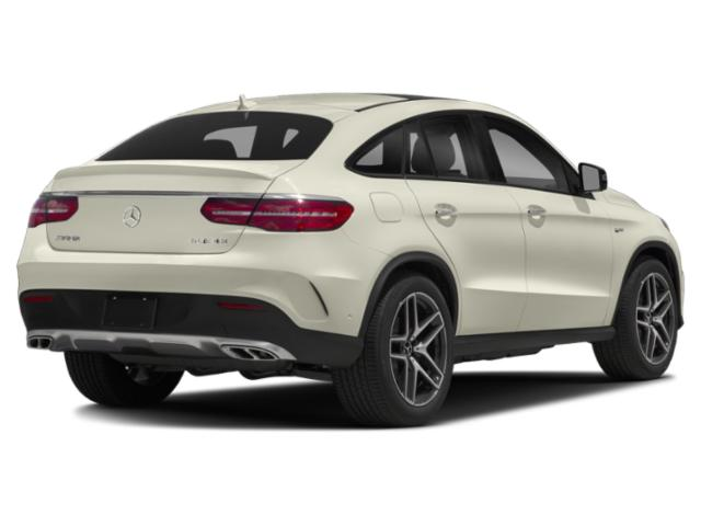 2019 Mercedes-Benz GLE Pictures GLE AMG GLE 43 4MATIC Coupe photos side rear view