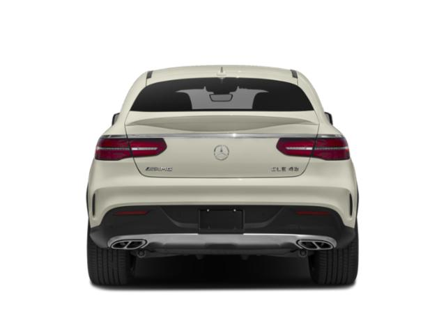 2019 Mercedes-Benz GLE Pictures GLE AMG GLE 43 4MATIC Coupe photos rear view