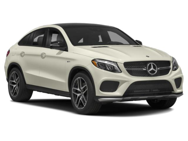 2019 Mercedes-Benz GLE Base Price AMG GLE 43 4MATIC Coupe Pricing side front view