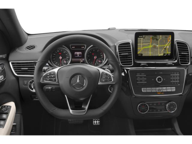 2019 Mercedes-Benz GLE Pictures GLE AMG GLE 43 4MATIC Coupe photos driver's dashboard
