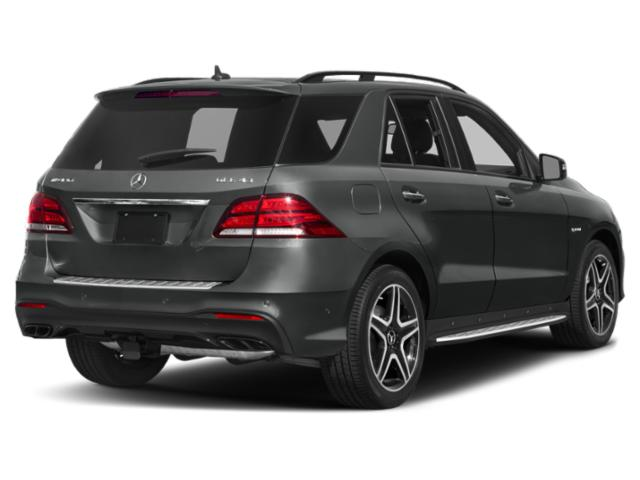 2019 Mercedes-Benz GLE Base Price AMG GLE 43 4MATIC SUV Pricing side rear view
