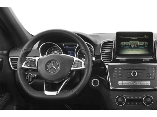 2019 Mercedes-Benz GLE Base Price AMG GLE 43 4MATIC SUV Pricing driver's dashboard
