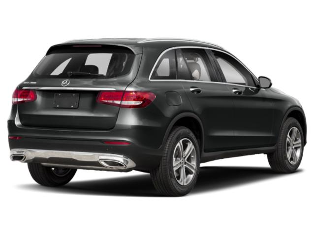2019 Mercedes-Benz GLC Base Price GLC 300 4MATIC SUV Pricing side rear view