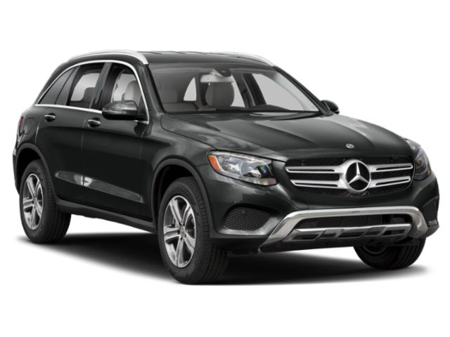 2019 Mercedes-Benz GLC Base Price GLC 300 4MATIC SUV Pricing side front view