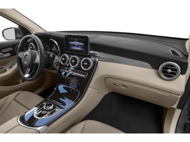 2019 Mercedes-Benz GLC Base Price GLC 300 4MATIC SUV Pricing passenger's dashboard