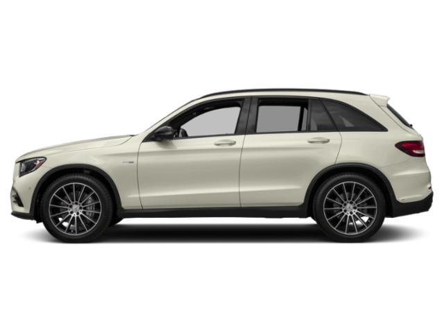 2019 Mercedes-Benz GLC Base Price AMG GLC 43 4MATIC SUV Pricing side view